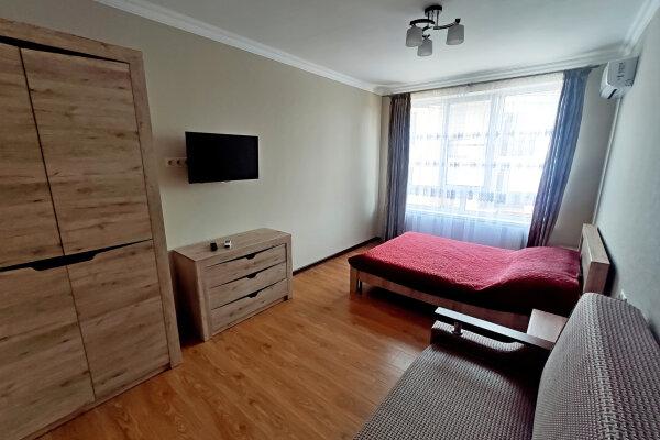1-комн. квартира, 38 кв.м. на 3 человека