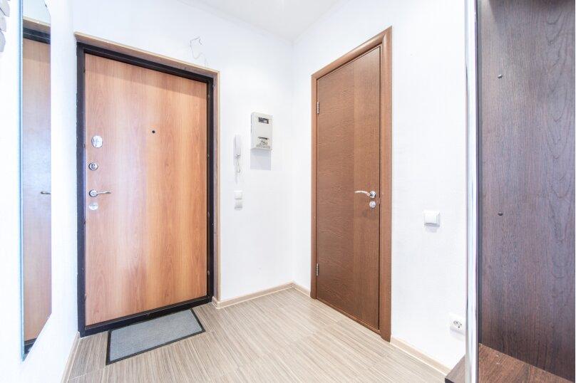 1-комн. квартира, 30 кв.м. на 4 человека, улица 50 лет ВЛКСМ, 13к2, Тюмень - Фотография 6