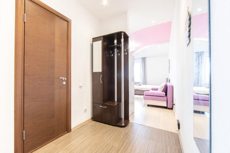 1-комн. квартира, 30 кв.м. на 4 человека, улица 50 лет ВЛКСМ, 13к2, Тюмень - Фотография 7