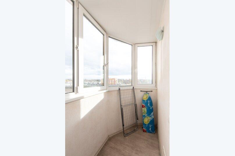 1-комн. квартира, 30 кв.м. на 4 человека, улица 50 лет ВЛКСМ, 13к2, Тюмень - Фотография 16