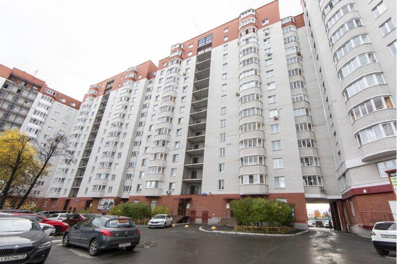 1-комн. квартира, 30 кв.м. на 4 человека, улица 50 лет ВЛКСМ, 13к2, Тюмень - Фотография 18