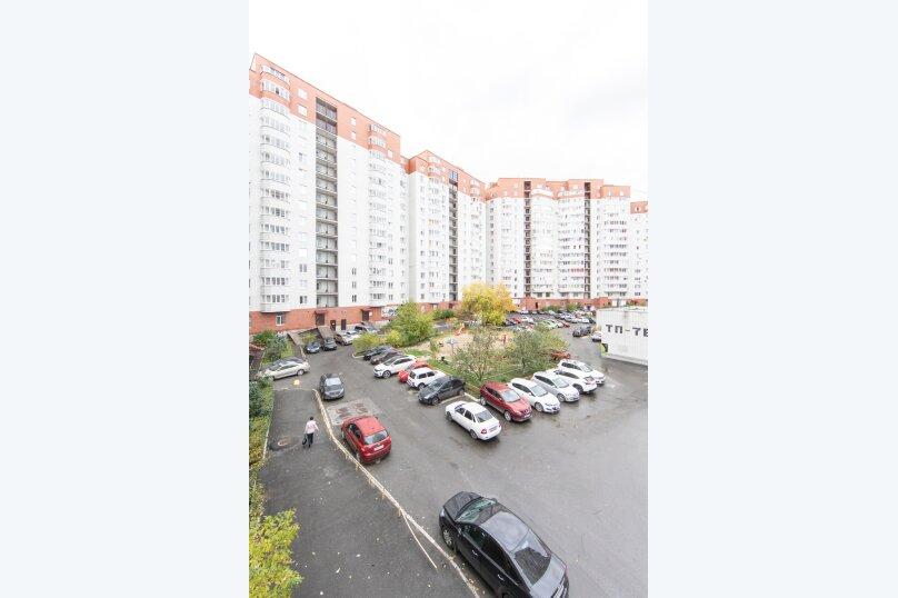 1-комн. квартира, 30 кв.м. на 4 человека, улица 50 лет ВЛКСМ, 13к2, Тюмень - Фотография 20