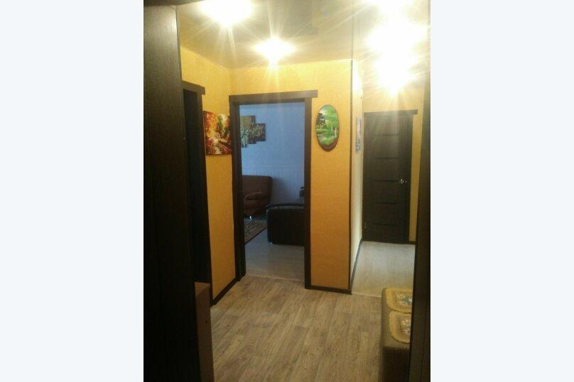 2-комн. квартира, 56 кв.м. на 5 человек, улица Дзержинского, 25, Шерегеш - Фотография 4