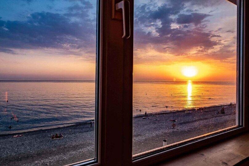 """Эллинг """"Море за окном"""" Азовская 7, Азовская улица, 7 на 20 номеров - Фотография 35"""
