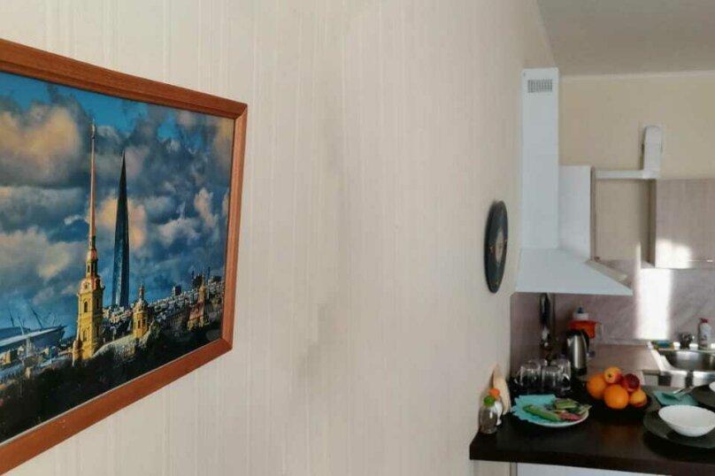 1-комн. квартира, 30 кв.м. на 4 человека, улица Бутлерова, 9к2, Санкт-Петербург - Фотография 12