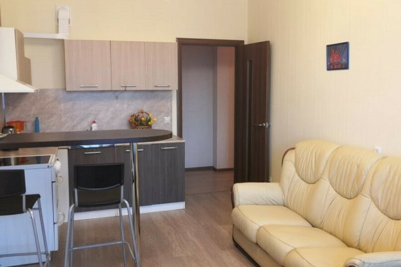 1-комн. квартира, 30 кв.м. на 4 человека, улица Бутлерова, 9к2, Санкт-Петербург - Фотография 15