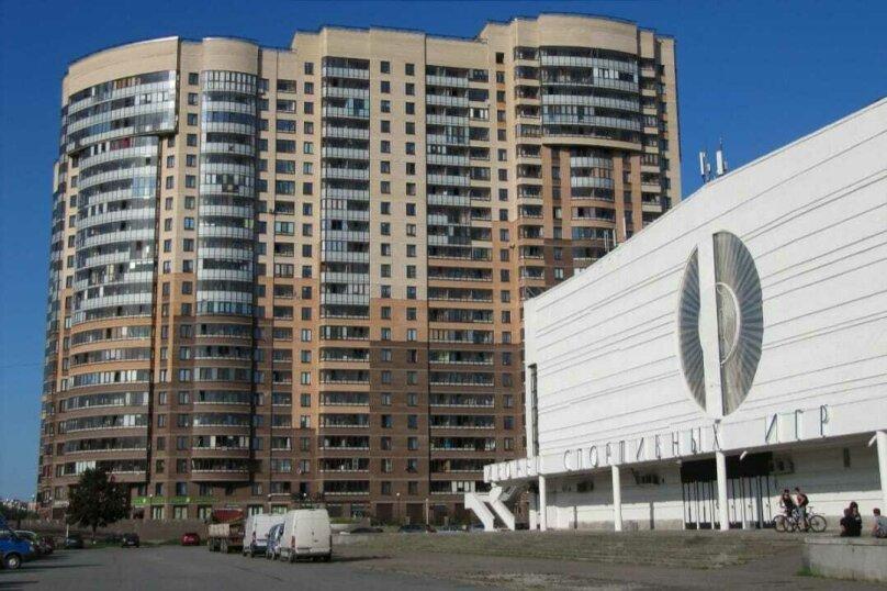 1-комн. квартира, 30 кв.м. на 4 человека, улица Бутлерова, 9к2, Санкт-Петербург - Фотография 27