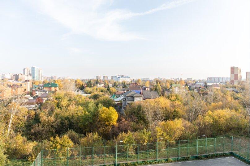 1-комн. квартира, 50 кв.м. на 4 человека, улица Чернышевского, 2Бк3, Тюмень - Фотография 12