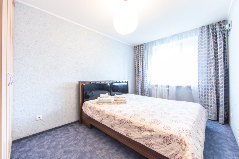 1-комн. квартира, 50 кв.м. на 4 человека, улица Чернышевского, 2Бк3, Тюмень - Фотография 17