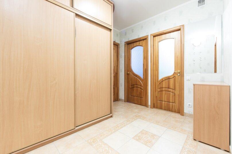 1-комн. квартира, 50 кв.м. на 4 человека, улица Чернышевского, 2Бк3, Тюмень - Фотография 19