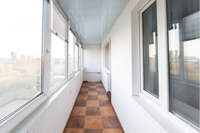 1-комн. квартира, 50 кв.м. на 4 человека, улица Чернышевского, 2Бк3, Тюмень - Фотография 21