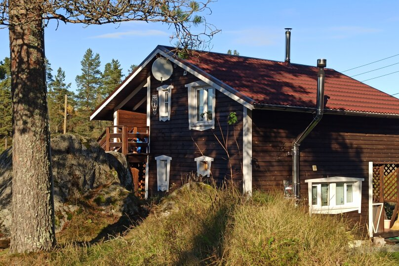 Дом в Харвиа, 50 кв.м. на 5 человек, 1 спальня, Харвиа, Центральная, 20, Лахденпохья - Фотография 22