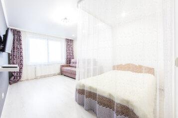 1-комн. квартира, 45 кв.м. на 4 человека, Тихий проезд, 2, Тюмень - Фотография 1