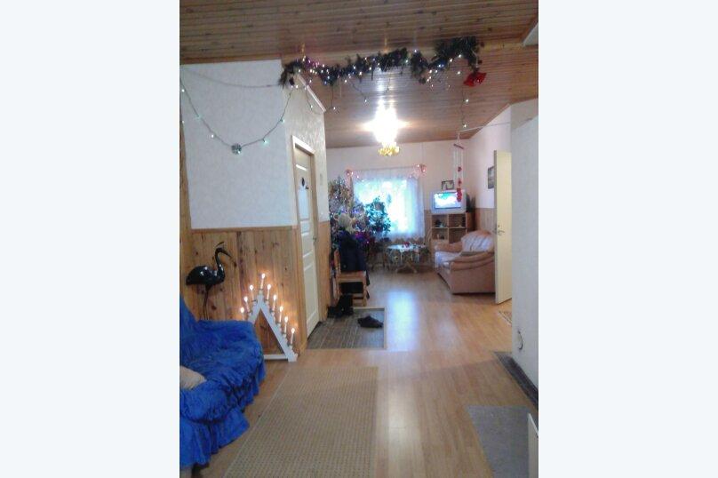 Дом, 120 кв.м. на 8 человек, 2 спальни, Куркиёки, Зелёная улица, 57, Лахденпохья - Фотография 33