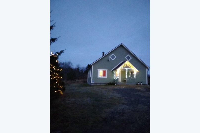 Дом, 120 кв.м. на 8 человек, 2 спальни, Куркиёки, Зелёная улица, 57, Лахденпохья - Фотография 34