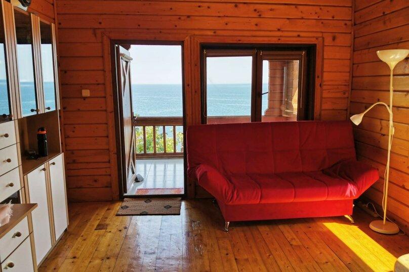 Домик у моря, 60 кв.м. на 5 человек, 2 спальни, Южная, 1, Форос - Фотография 9