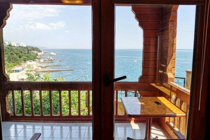 Домик у моря, 60 кв.м. на 5 человек, 2 спальни, Южная, 1, Форос - Фотография 10