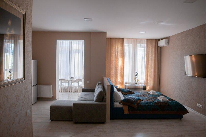 1-комн. квартира, 49 кв.м. на 4 человека, Партизанская улица, 2Б, Ставрополь - Фотография 3