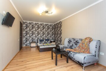 1-комн. квартира, 35 кв.м. на 4 человека, улица Менделеева, 207, Уфа - Фотография 1