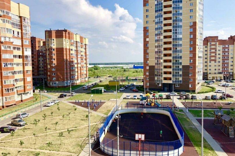 1-комн. квартира, 45 кв.м. на 4 человека, улица Ялагина, 15, Электросталь - Фотография 2