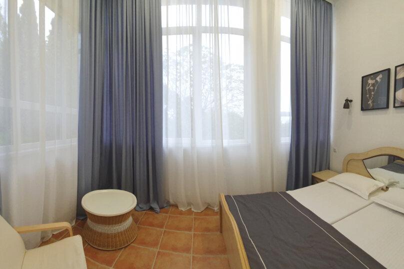 Часть дома, 120 кв.м. на 8 человек, 3 спальни, улица Мориса Тореза, 5, Отрадное, Ялта - Фотография 7