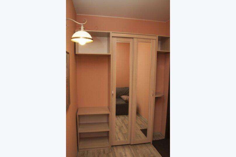 Эконом без окна с диваном-кроватью и внешней ванной комнатой, Исполкомская улица, 4-6, Санкт-Петербург - Фотография 1