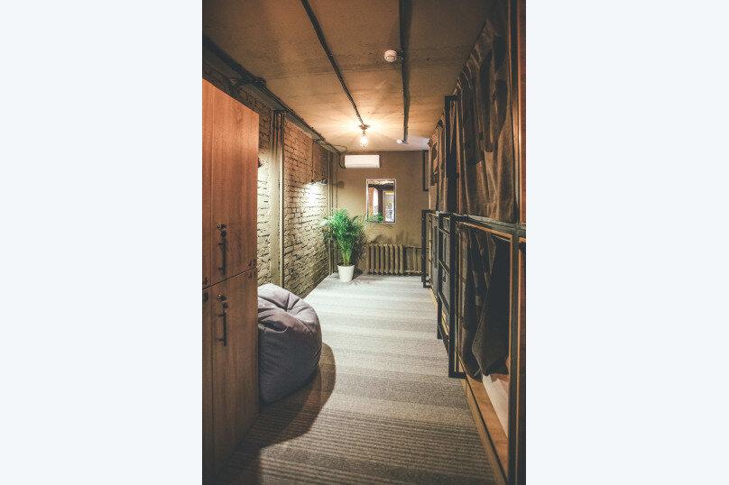 """Капсульный отель """"Hide Hostel"""", Нахичевань, улица 13-я Линия на 62 номера - Фотография 37"""