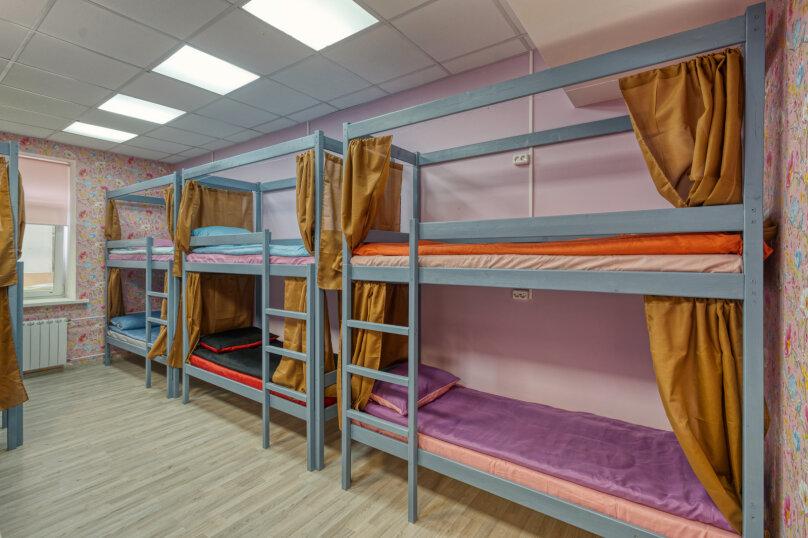 Место в шестиместной мужской комнате, Нежинская улица, 9, Москва - Фотография 1