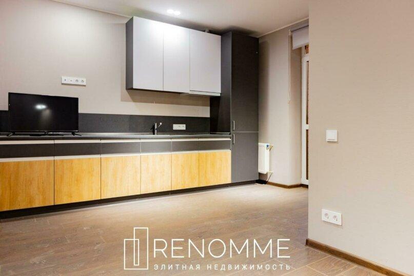 2-комн. квартира, 40 кв.м. на 4 человека, Доломановский переулок, 124с2, Ростов-на-Дону - Фотография 1