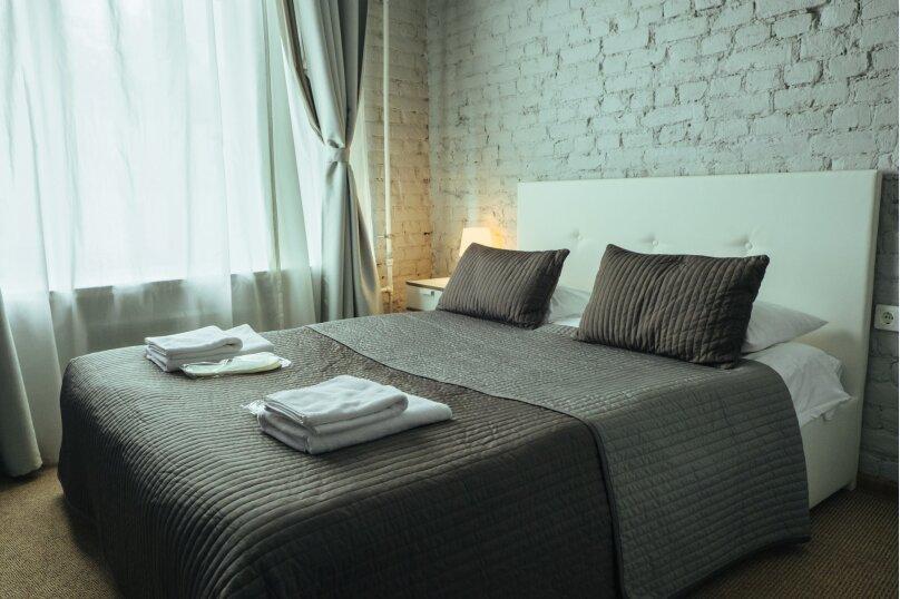 Двухместный номер «Комфорт» с 1 кроватью и мини-кухней , Литейный проспект, 61, Санкт-Петербург - Фотография 1