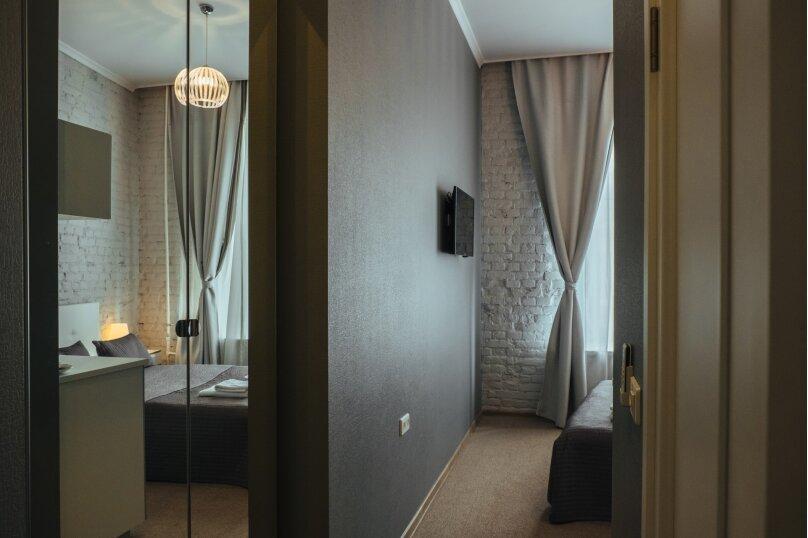 Двухместный номер «Комфорт» с 1 кроватью и мини-кухней , Литейный проспект, 61, Санкт-Петербург - Фотография 2