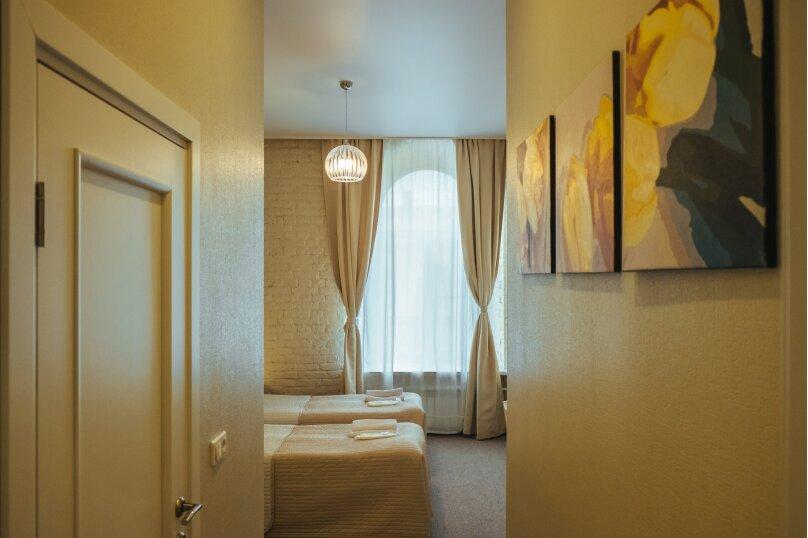 Двухместный номер «Комфорт» с 1 кроватью или 2 отдельными кроватями , Литейный проспект, 61, Санкт-Петербург - Фотография 4
