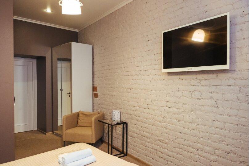 Двухместный номер «Комфорт» с 1 кроватью или 2 отдельными кроватями , Литейный проспект, 61, Санкт-Петербург - Фотография 8