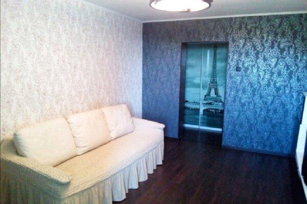 2-комн. квартира, 55 кв.м. на 8 человек, Пархинская улица, 1, Рыбинск - Фотография 1