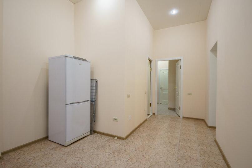 3-комн. квартира, 100 кв.м. на 6 человек, переулок Денисова, 15, Ростов-на-Дону - Фотография 4