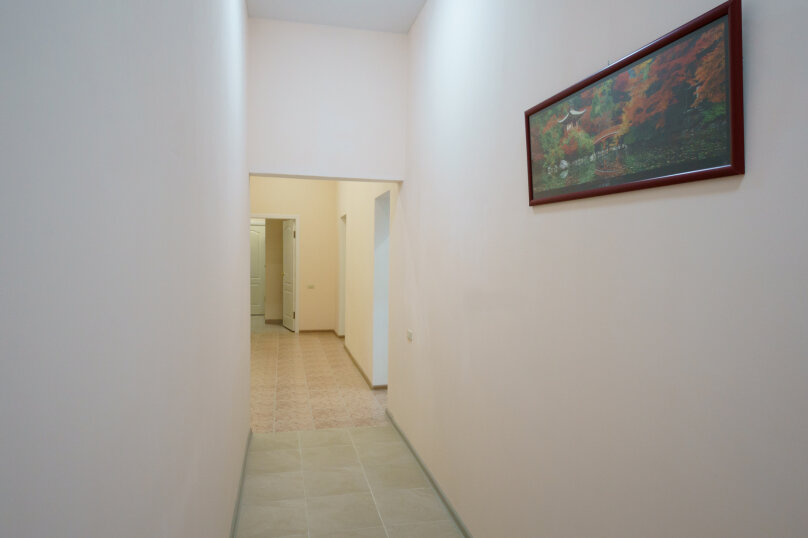 3-комн. квартира, 100 кв.м. на 6 человек, переулок Денисова, 15, Ростов-на-Дону - Фотография 9