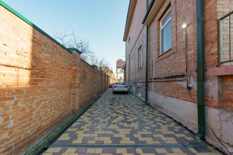 3-комн. квартира, 100 кв.м. на 6 человек, переулок Денисова, 15, Ростов-на-Дону - Фотография 12