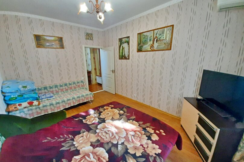 1-комн. квартира, 25 кв.м. на 4 человека, улица Ленина, 1, Алушта - Фотография 6