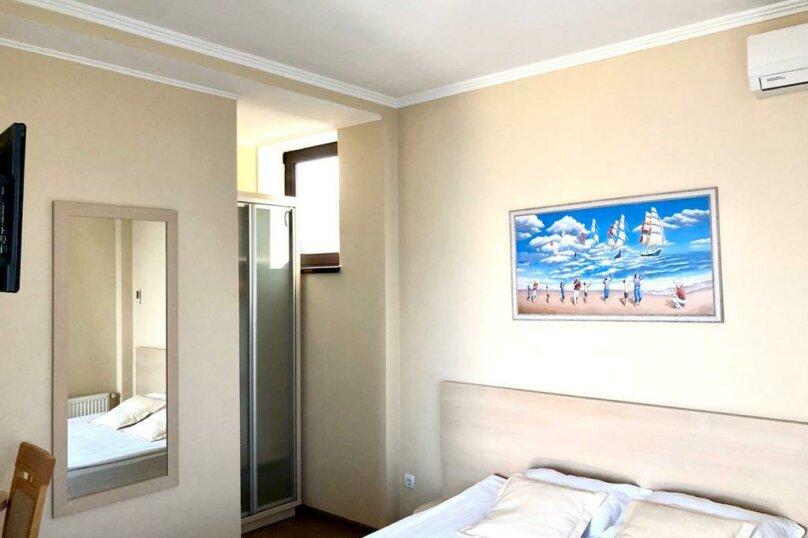 Однокомнатный номер с одной кроватью на террасе, Набережная улица, 8А, Алушта - Фотография 2