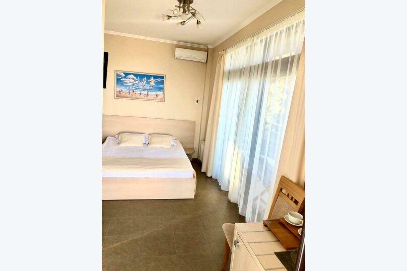 Однокомнатный номер с одной кроватью на террасе, Набережная улица, 8А, Алушта - Фотография 3