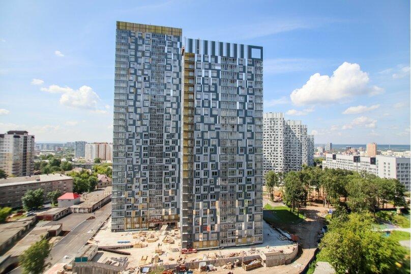 1-комн. квартира, 47 кв.м. на 4 человека, улица Революции, 48Б, Пермь - Фотография 11