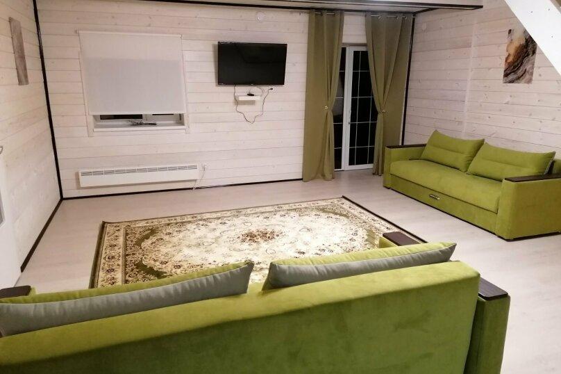 Апартаменты-II, 90 кв.м. на 12 человек, 3 спальни, д. Ууксу, ул Сплавная , 17, Питкяранта - Фотография 2