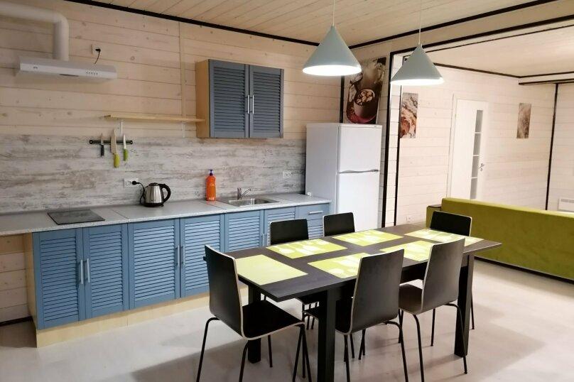 Апартаменты-II, 90 кв.м. на 12 человек, 3 спальни, д. Ууксу, ул Сплавная , 17, Питкяранта - Фотография 4