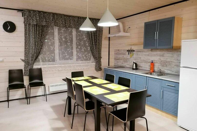 Апартаменты-II, 90 кв.м. на 12 человек, 3 спальни, д. Ууксу, ул Сплавная , 17, Питкяранта - Фотография 5