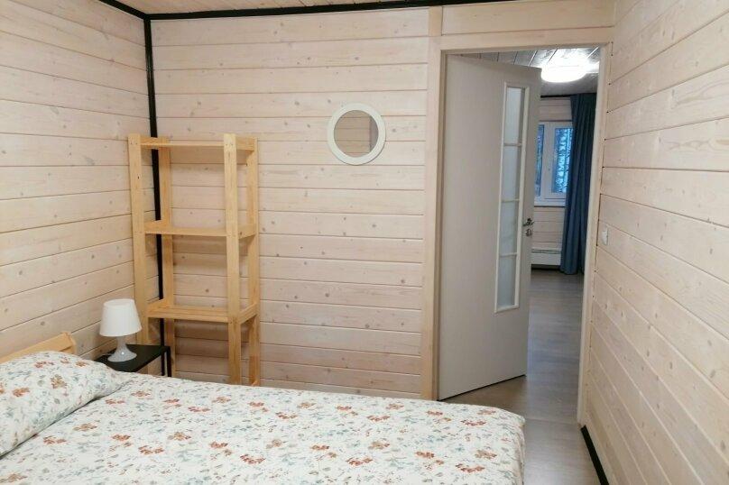 Апартаменты-II, 90 кв.м. на 12 человек, 3 спальни, д. Ууксу, ул Сплавная , 17, Питкяранта - Фотография 9