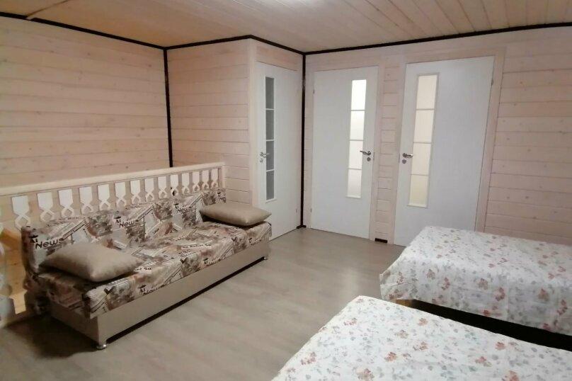 Апартаменты-II, 90 кв.м. на 12 человек, 3 спальни, д. Ууксу, ул Сплавная , 17, Питкяранта - Фотография 14