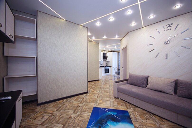2-комн. квартира, 52 кв.м. на 4 человека, улица Лермонтова, 19А, Белгород - Фотография 11