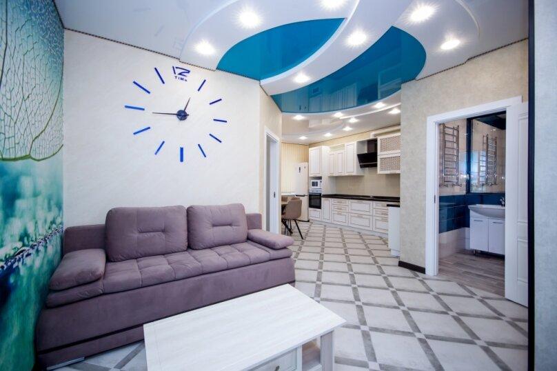 2-комн. квартира, 47 кв.м. на 4 человека, 2-я Центральная улица, 4, Белгород - Фотография 11