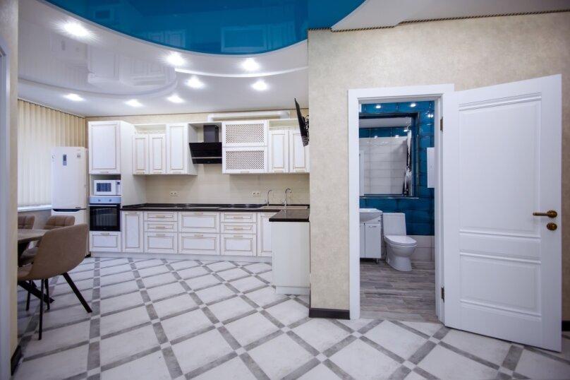 2-комн. квартира, 47 кв.м. на 4 человека, 2-я Центральная улица, 4, Белгород - Фотография 12