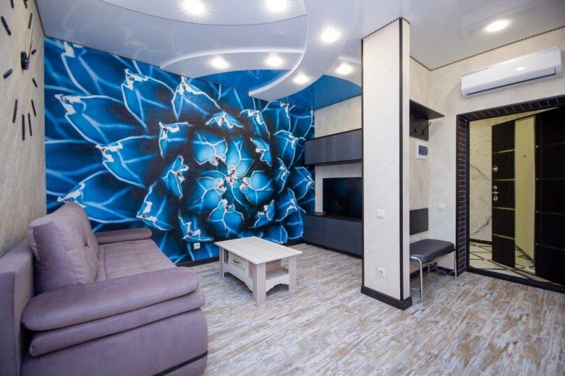 2-комн. квартира, 47 кв.м. на 4 человека, 2-я Центральная улица, 4, Белгород - Фотография 13